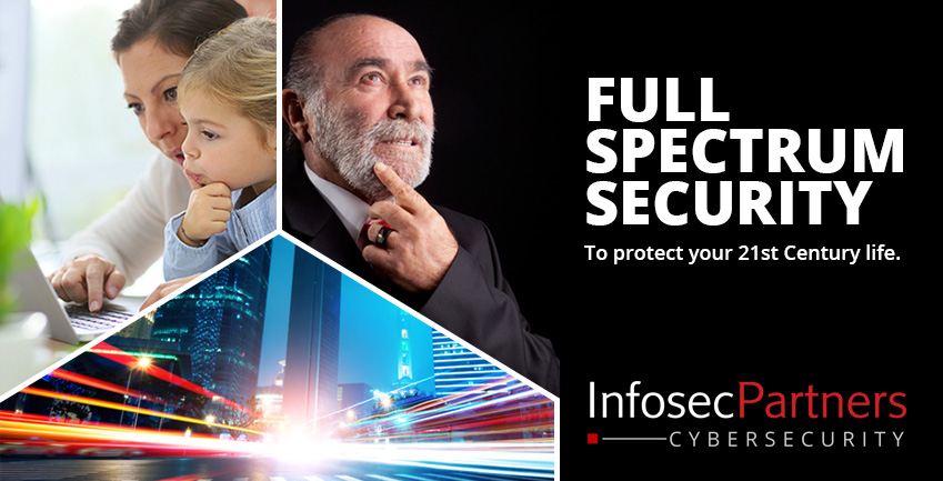 It's time for an effective full-spectrum security approach. Contact Infosec Partners today.