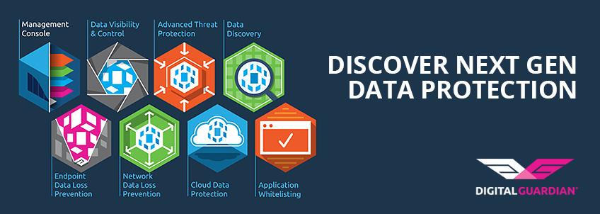 Digital Guardian. Next Generation Data Security