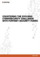 Fortinet Security Fabric - Cybersecurity Challenge
