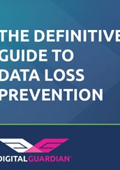 Digital Guardian - The definitive guide to data loss prevention