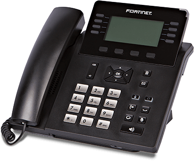 FortiFone Secure IP Business Telephone