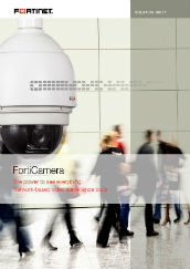 PDF : FortiCamera FortiRecorder Solution Brief