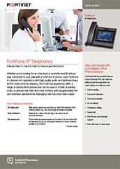 PDF: FortiFone IP Series