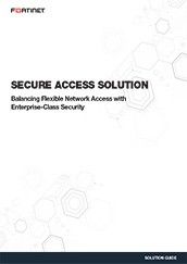 PDF: Secure Access Solution