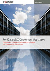 Fortigate VMX Deployment use cases