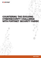 PDF: Fortinet Security Fabric Whitepaper