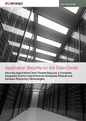 PDF: Application Security for the Data Centre