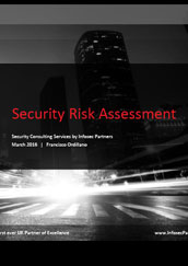 Security Risk Assessment PDF