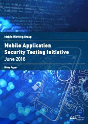 PDF: Mobile Application Security Testing