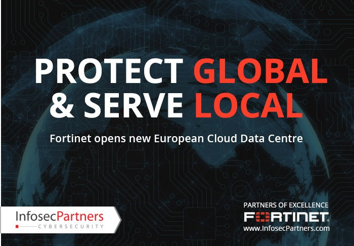 Uploaded ToFortinet has a new European Cloud Data Centre