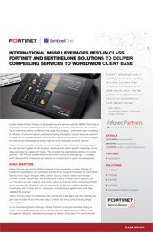 Fortinet Case Study - Fortinet Partner of Excellence