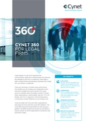 Cynet 360 for legal firms