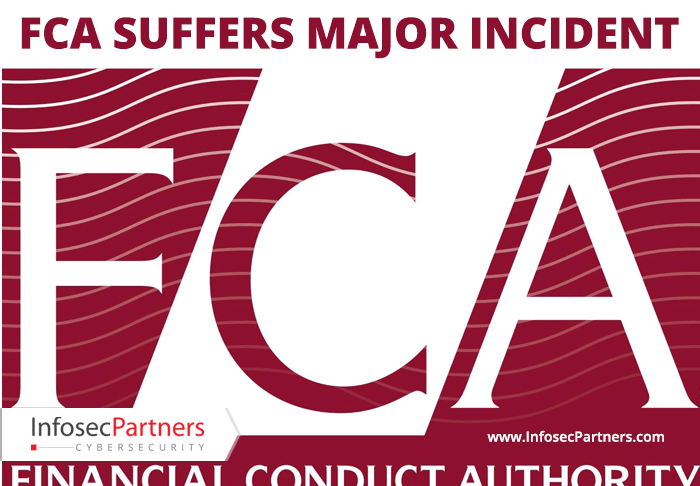 FCA Suffers Major Incident