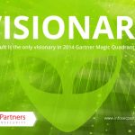 The only Visionary in the 2014 Gartner MQ for SIEM.