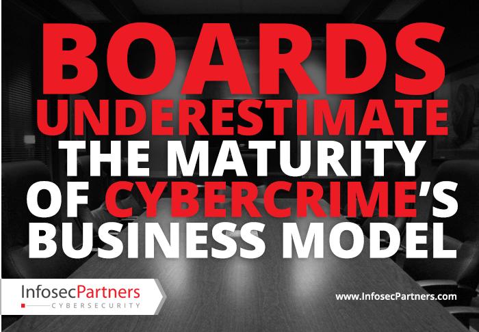 Boards underestimating Cybercrime