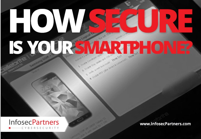 How secure is your smartphone