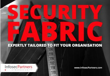 Security Fabric expertly Tailored to fit