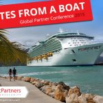 Notes from a boat. The Fortinet Global Partner Conference 2015