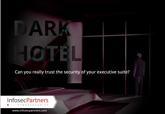 Dark Hotel. Can you really trust the security of your executive suite?