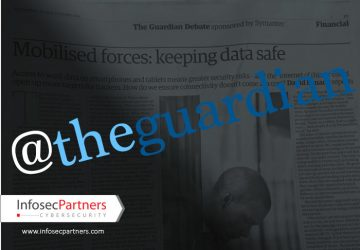 The future of Secure Mobility. Infosec Partners at The Guardian