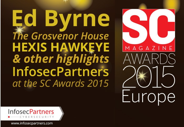 SC Magazine Awards 2015