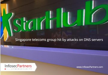 Singapore telecoms group hit by attacks on DNS servers