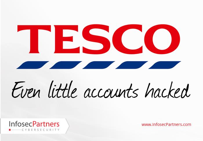 Tesco Bank Accounts Hacked
