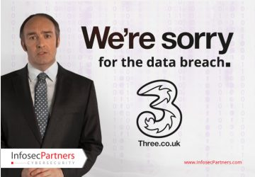Three UK Data Breach Puts Six Million Customers At Risk