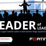 Fortinet again named leader of leaders in Magic Quadrant for UTM