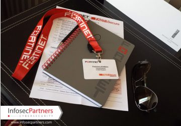 Fortinet Partners Conferenece Fast and secure on the french riviera