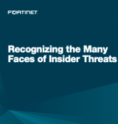 Recognising the many faces of insider threats