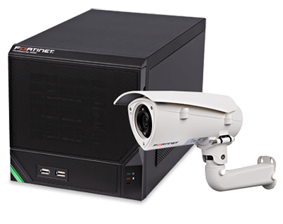 FortiCamera & FortiRecorder COMPLETE VIDEO SECURITY SOLUTION