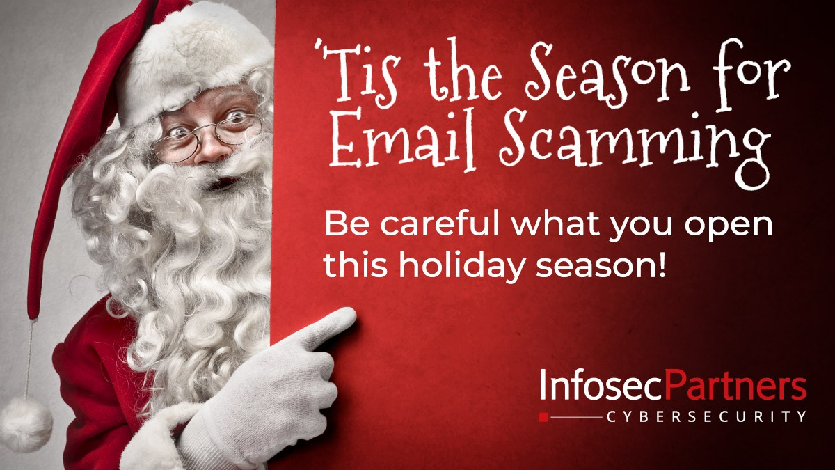 'Tis the season for email scamming - FortiMail Email Security