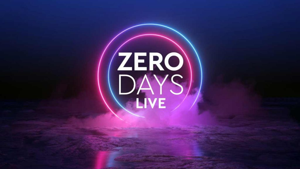 Nominet Zero Days Live
