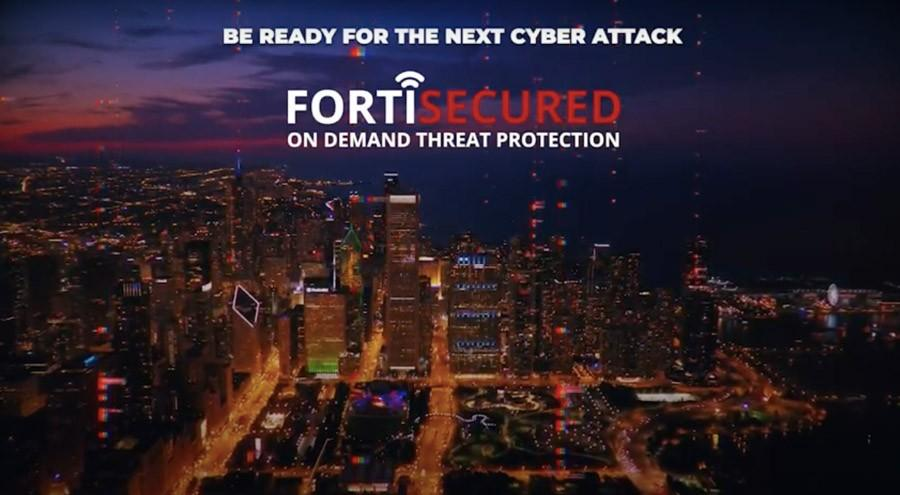 FortiSecured Managed Advanced Threat Protection from Infosec Partners
