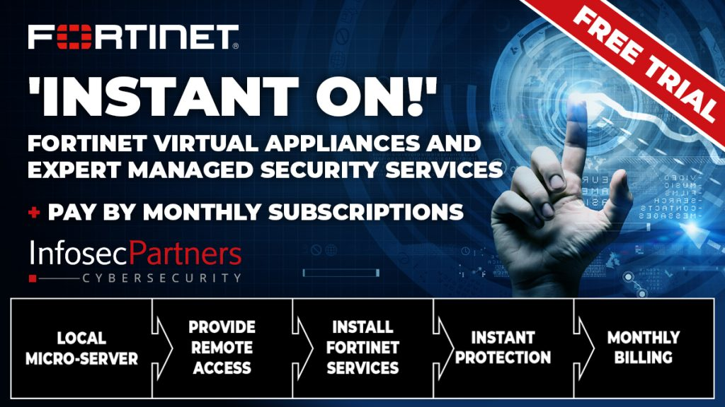 Fortinet Instant On from Infosec Partners