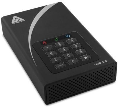 Apricorn Secure Encrypted Desktop Drives