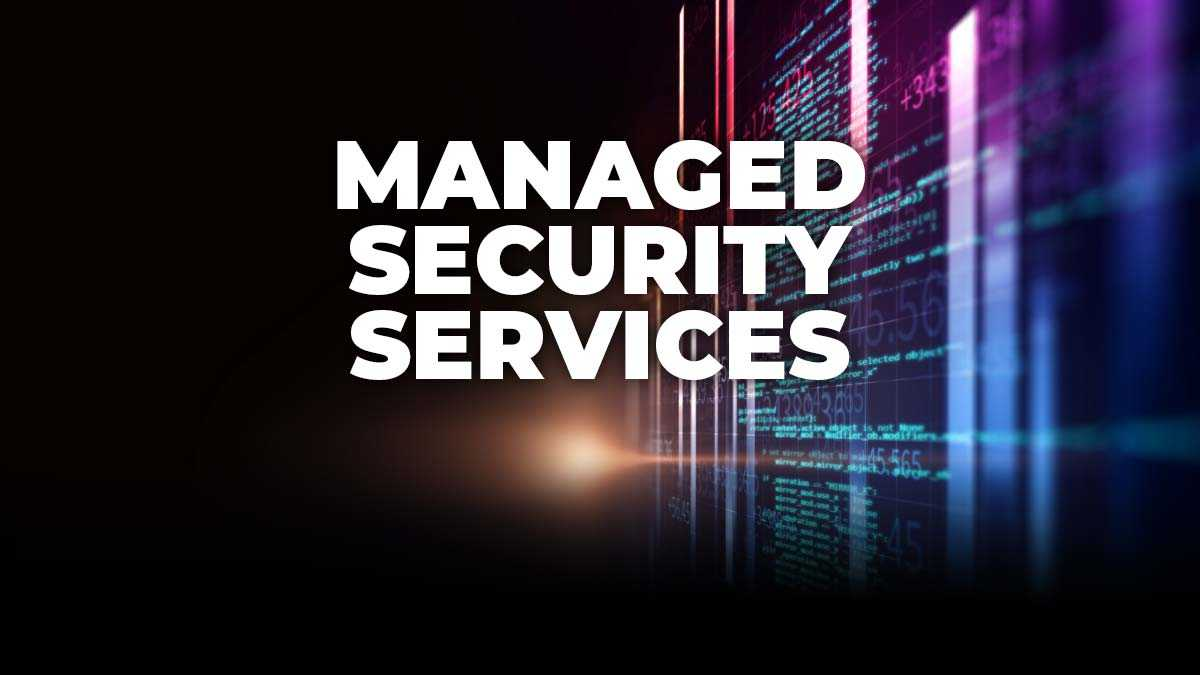 What Managed Security Services your business eeds
