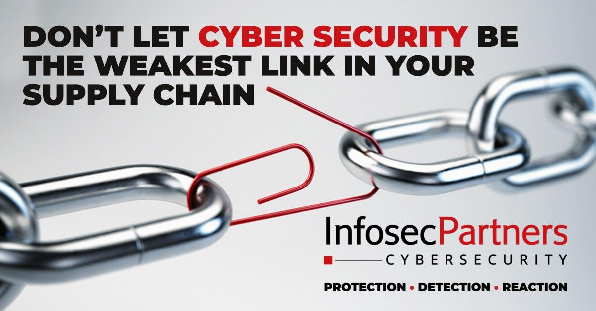 cyber security weak link supply chain