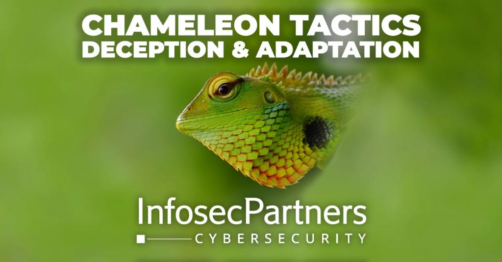 chameleon tactics, deception and adaption in cyber security