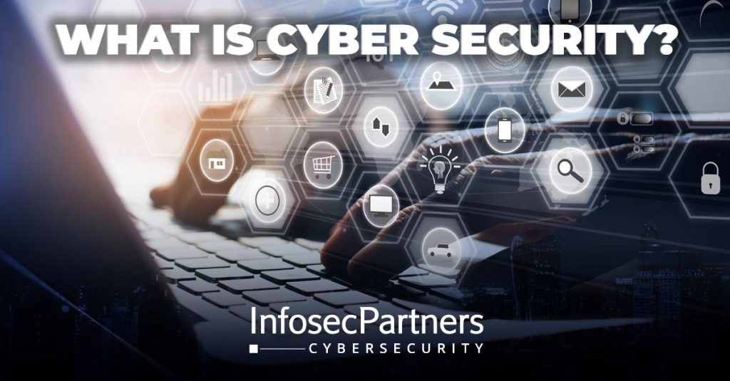 a blog post discussing what is cyber security